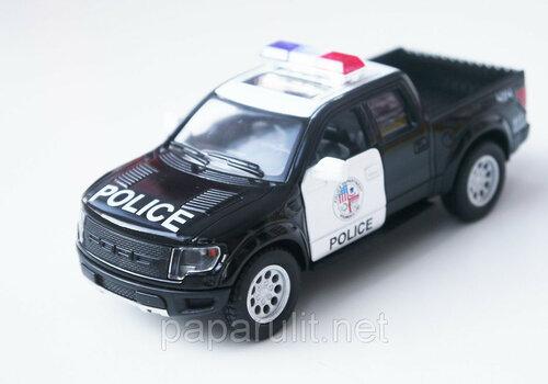 Кинсмарт полицейский форд