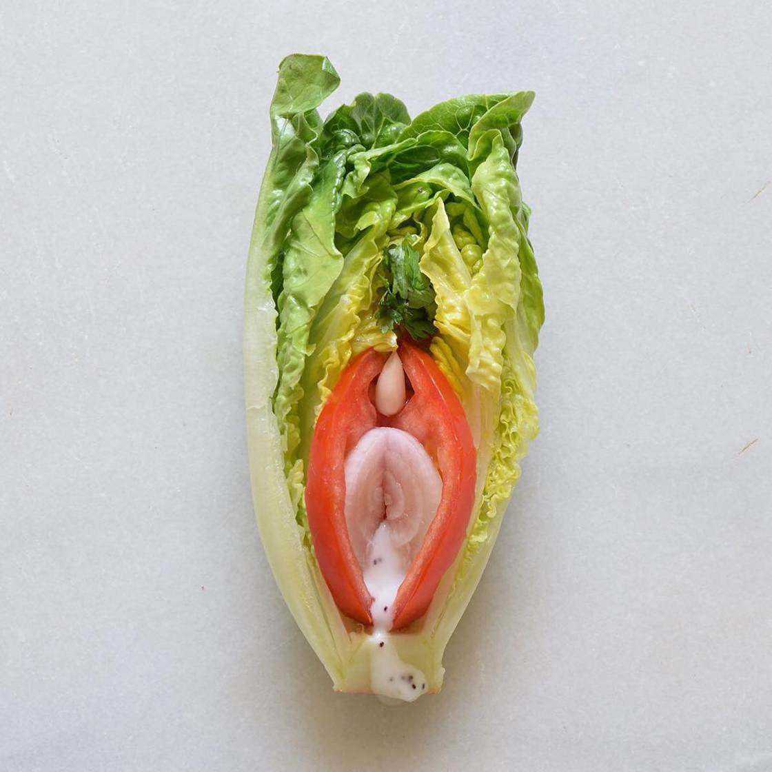 This artist is redefining the Food Porn (13 pics)