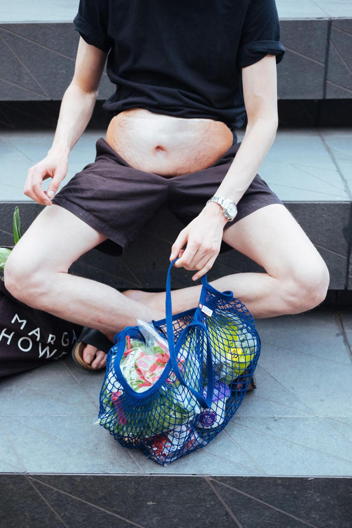 Dadbag – There's no need to drink beer to get a Dadbod