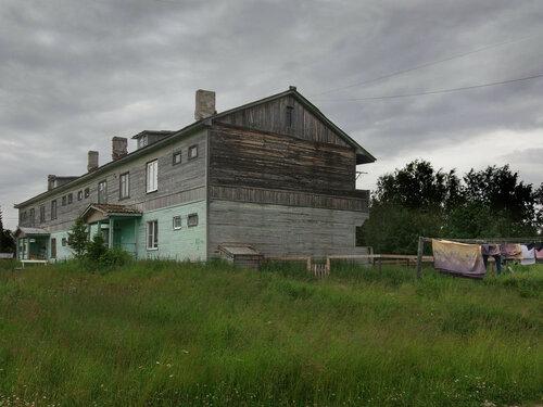 Соловецкий поселок. Автор: Юрий Семенов