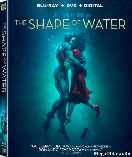 Форма воды / The Shape of Water (2017/BD-Remux/BDRip/HDRip)