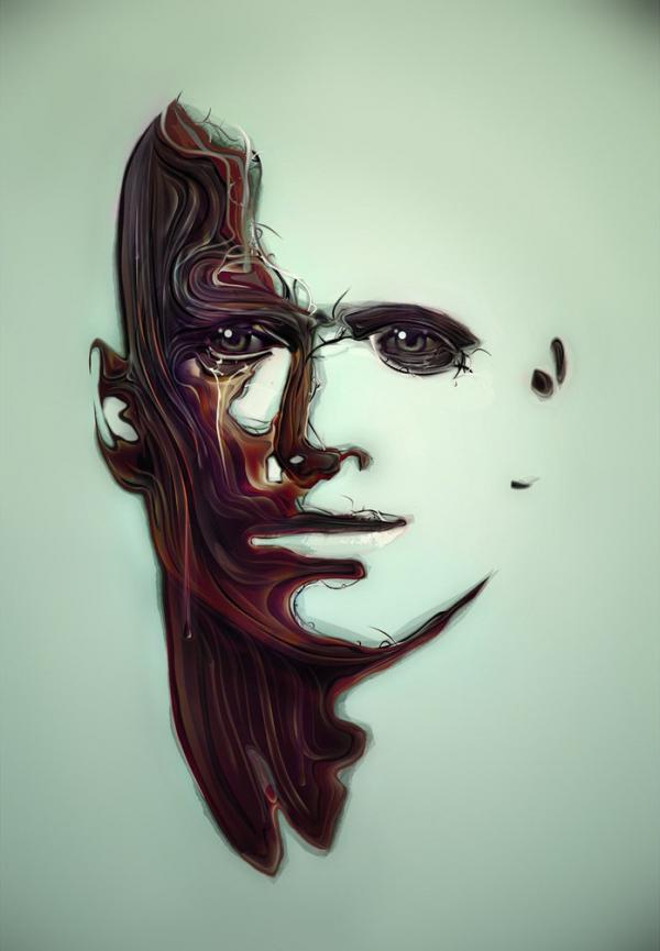 Vector Faces - Jeremy Young