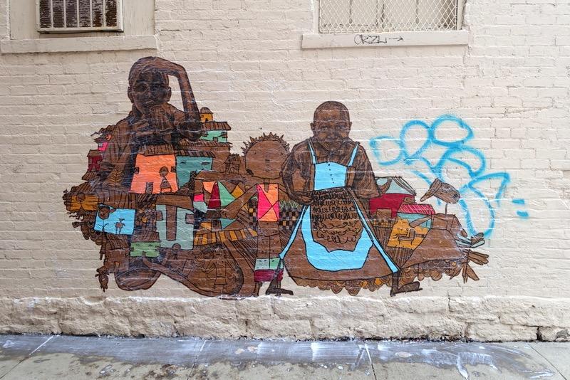 Streets: Swoon (Cincinnati)