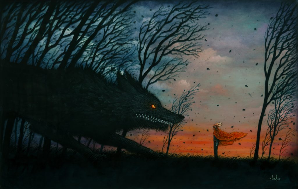 Previews: Andy Kehoe -