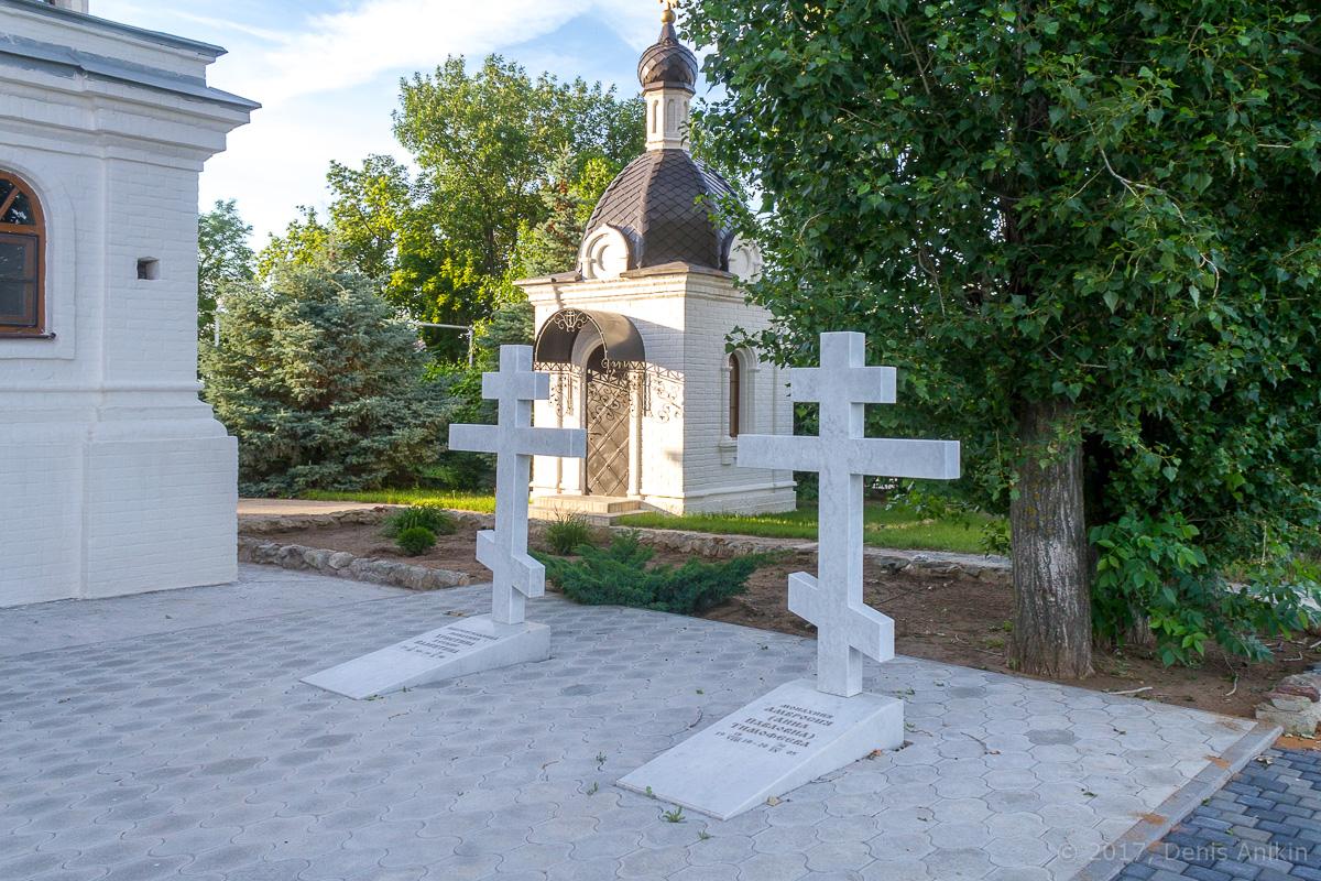 Дубовский Свято-Вознесенский женский монастырь фото 10