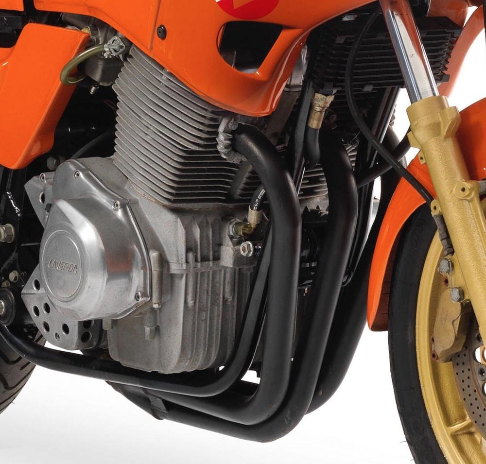 Гоночный мотоцикл Laverda TT1 RGS Corsa 1983
