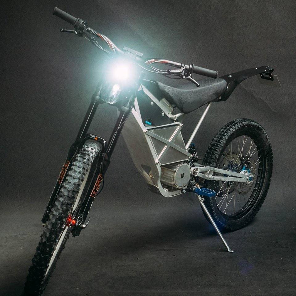 Электробайк LMX 161-H