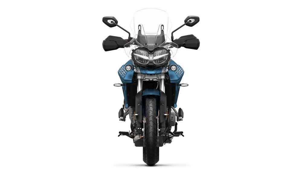 EICMA 2017:  обновленный турэндуро Triumph Tiger 800 2018