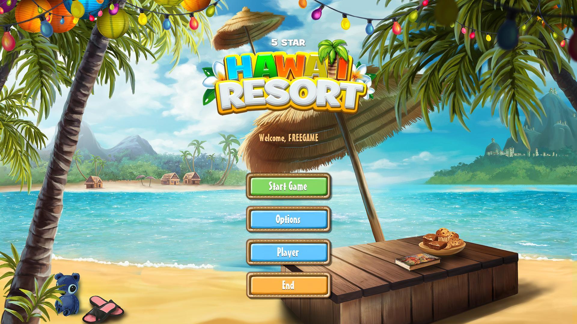 5 Star Hawaii Resort (En)