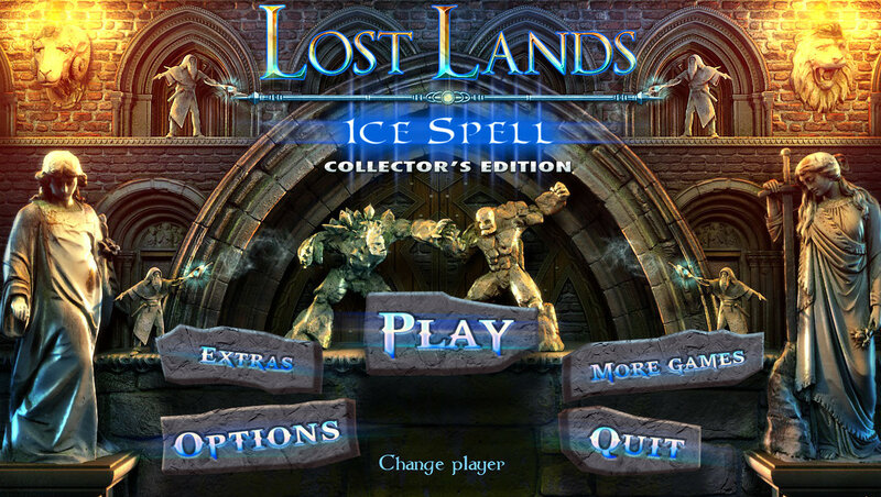 Lost Lands: Ice Spell CE