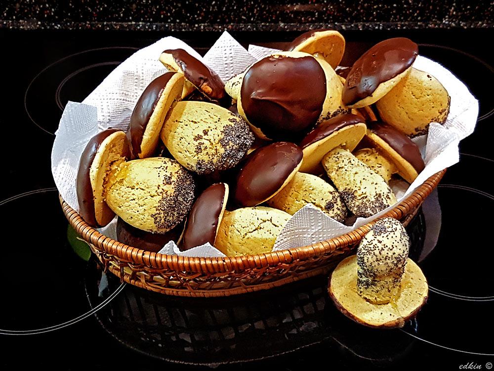 Шоколадные Грибочки