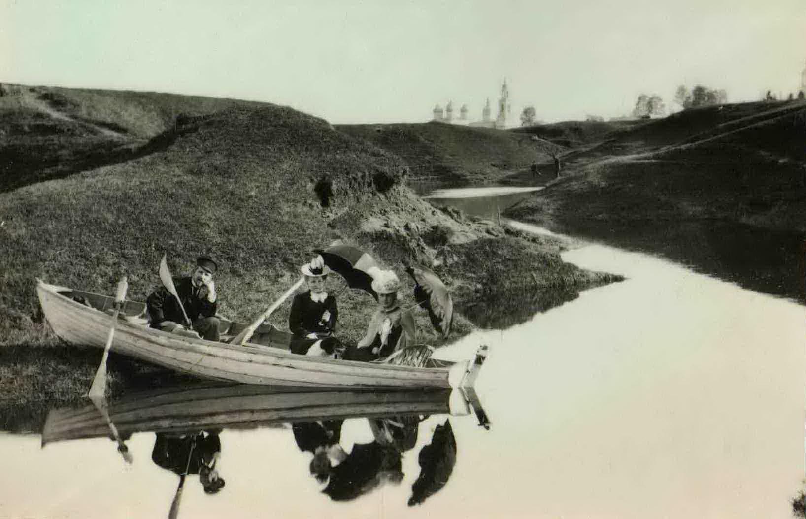 На речке Кимрка