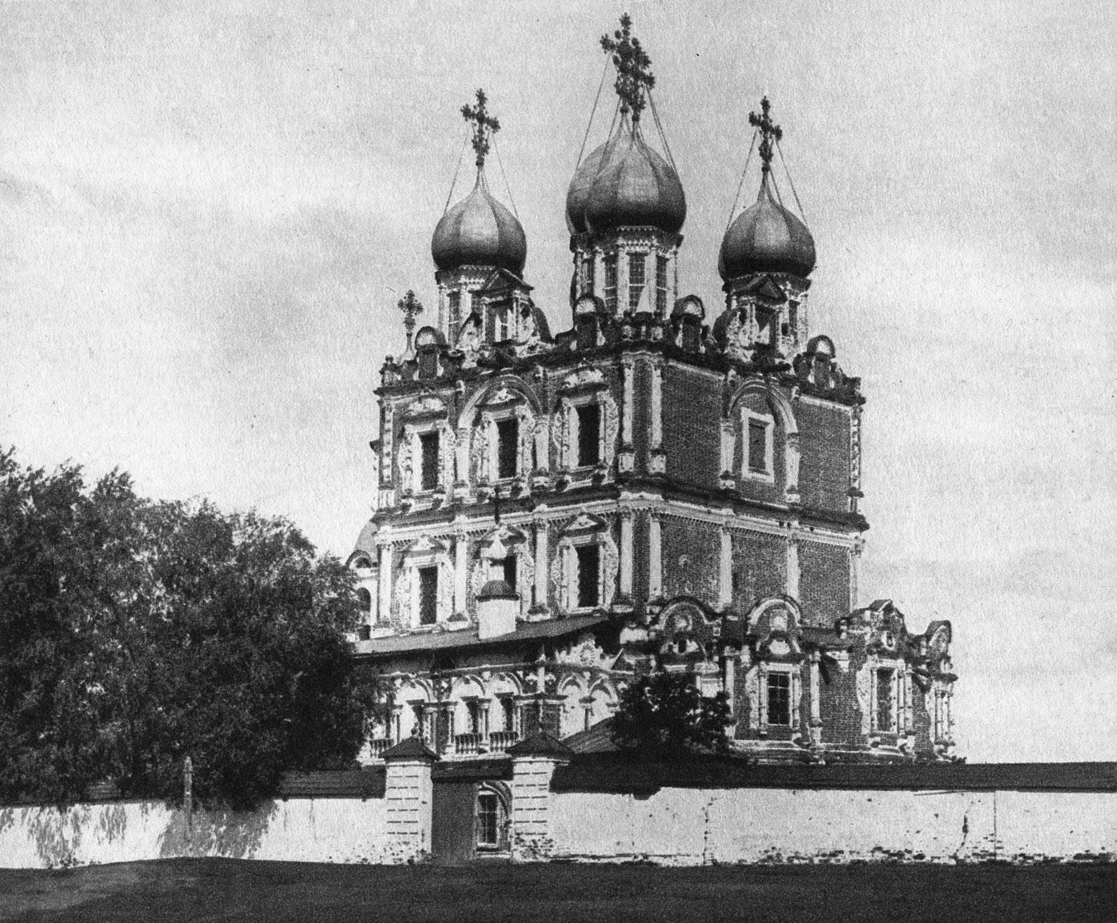 Собор Введенского монастыря