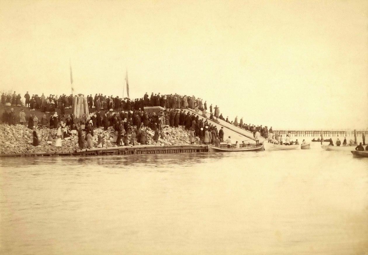 Празднование 300-летия города, 1884