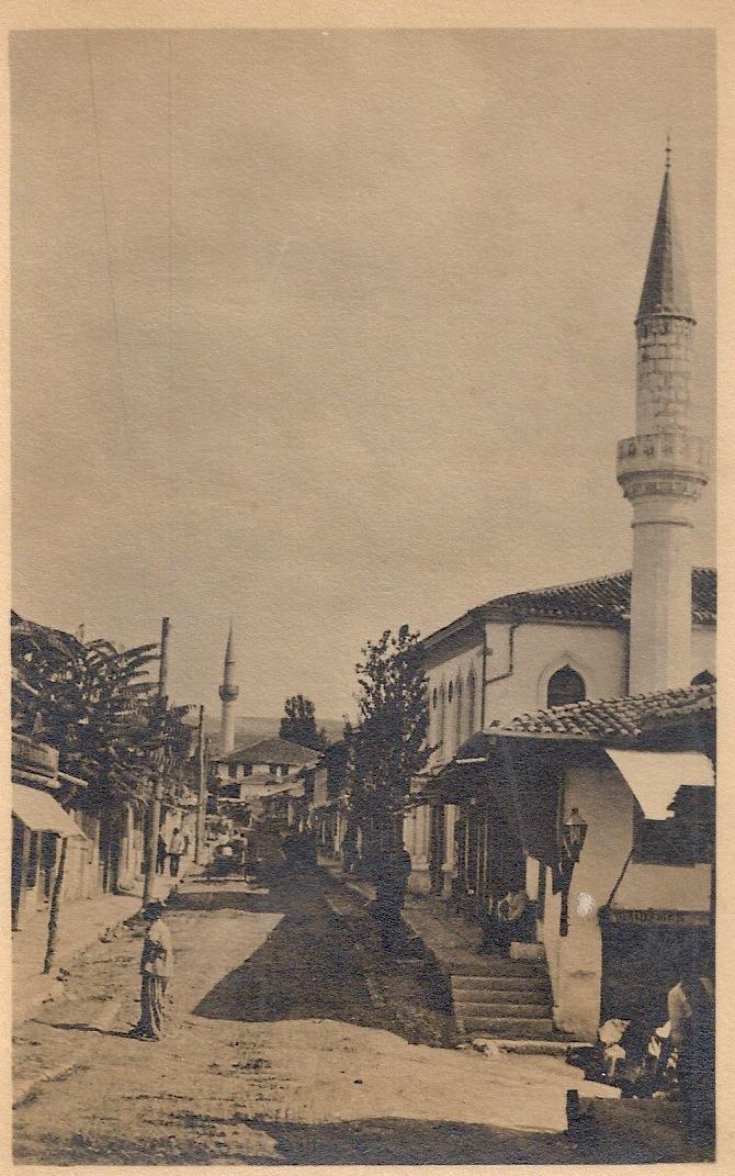 Базарная улица. 1911