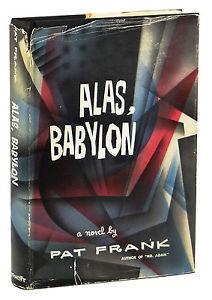 Лучшие книги - постапокалипсис