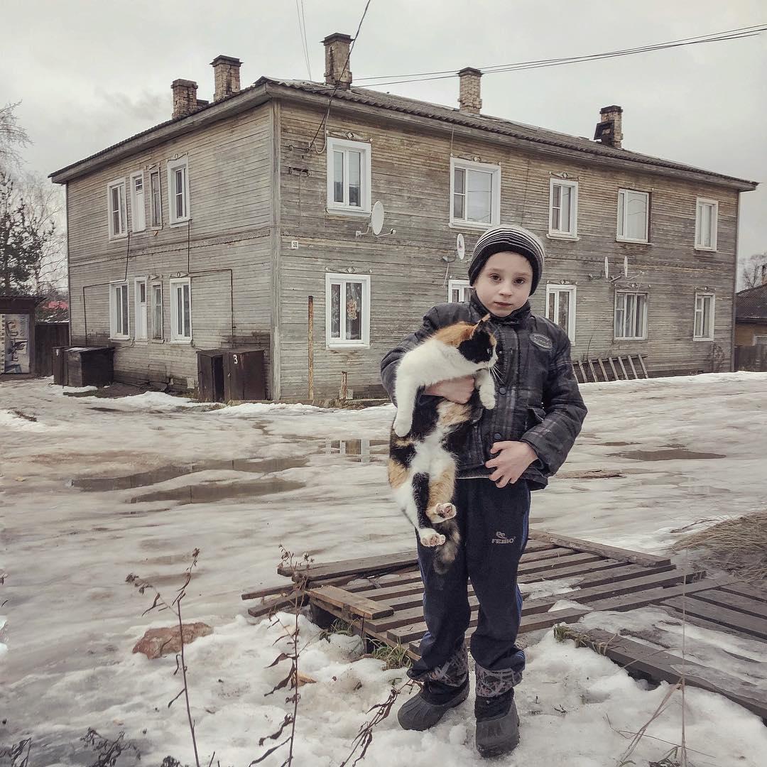 Российская провинция на снимках Дмитрия Маркова