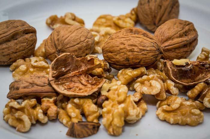 Грецкий орех для укрепления организма