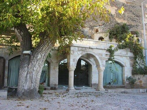 Гёреме - неофициальная столица Каппадокии. Город, окраины и Музей под открытым небом