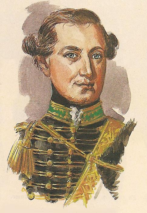 1762-63  лейтенант