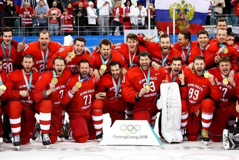 Олимпийские чемпионы 2018
