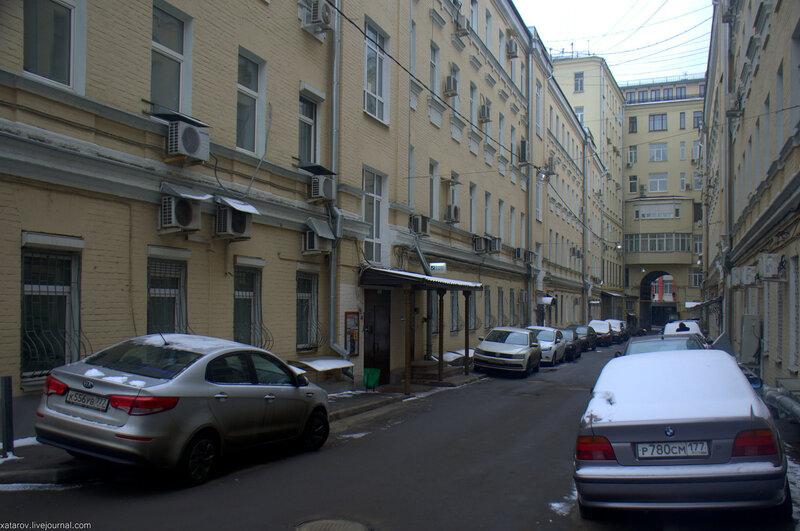 Москваход. Московские проходные дворы-1