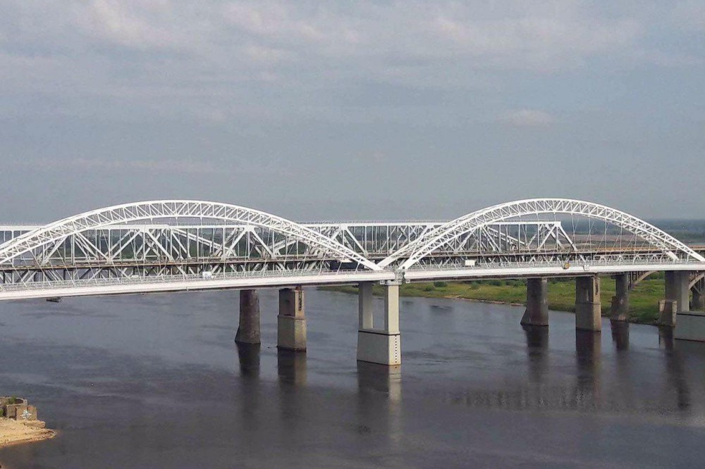 'Потенциал для экономического развития северных районов области увеличился с открытием Борского моста', - Александр Суханов