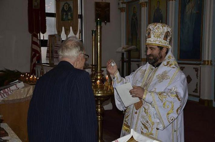Украинского архиепископа не пустили в Беларусь