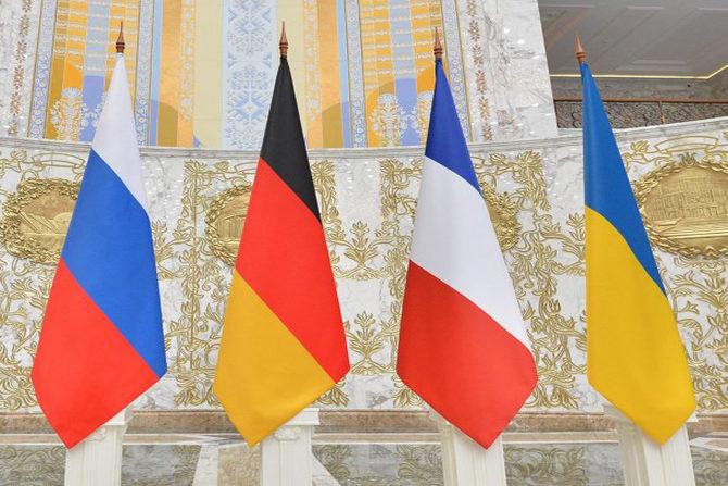 ОБСЕ: Телефонный разговор лидеров «нормандской четверки» состоится 24июля