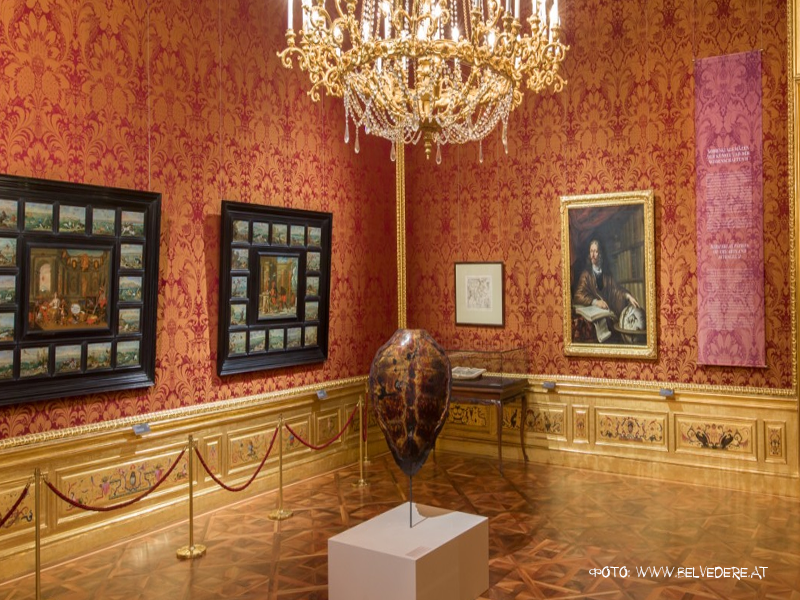 Картинная галерея в Бельведере