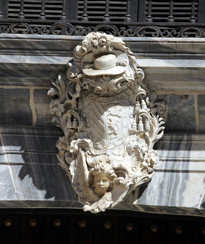 Малага. Епископский дворец (Palacio Episcopal)