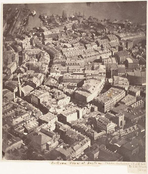 Эдинбург, 1848 год.м