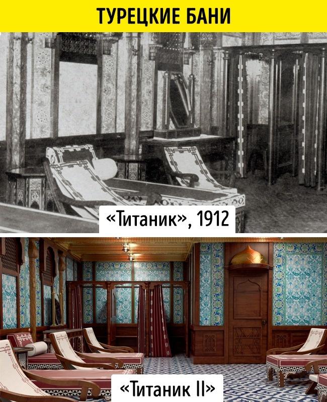 7фотографий «ТитаникаII», который отправится вплавание через пару лет