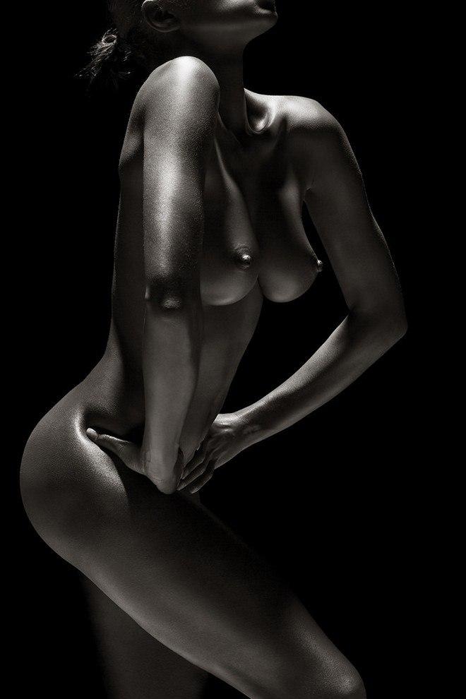 Красота и эстетика обнажённого тела от Andre Brito (25 фото) 18+