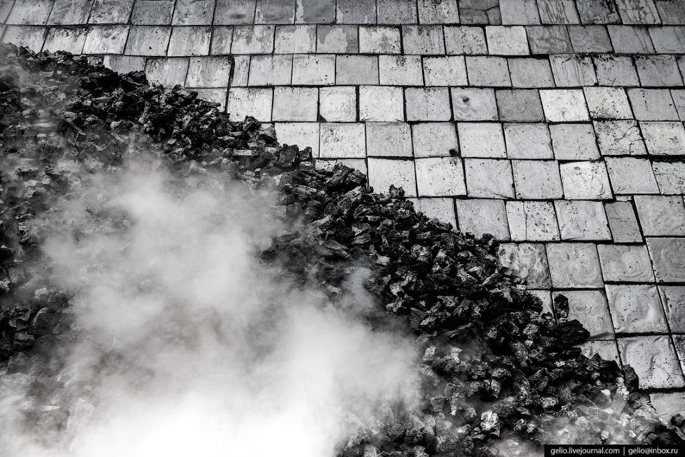 20. Всего же за 85 лет существования производства коксохимики Магнитки выпустили более 400 млн тонн