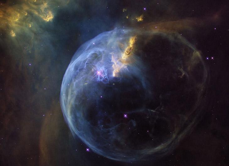 Лучшие снимки телескопа Хаббл за последнее время (25 фото)