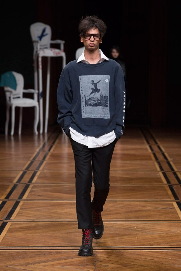 PFW: ENFANTS RICHES DEPRIMES Fall Winter 2018.19 Collection