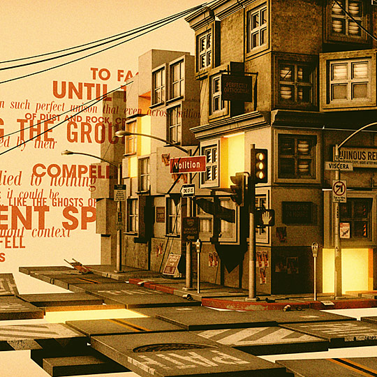 Urban Illustrations – the Cities Seeing by the Creative Eyes