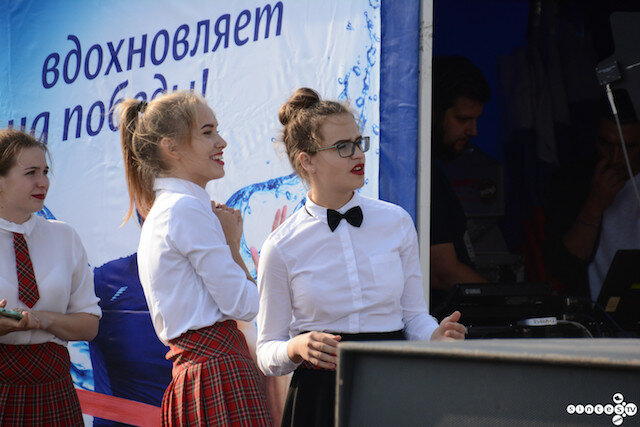 день города Барнаула 16 сентября 2017г спортивная программа «Барнаул спортивный – город чемпионов»