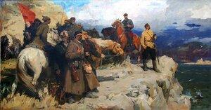 """""""Даёшь революцию в искусстве!"""" - Сегодня во Владивостоке открывается выставка к 100-летию Великого Октября"""