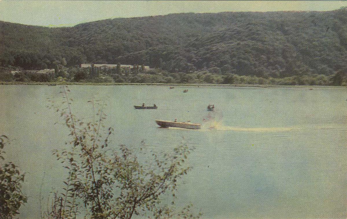 Нальчик, озеро Трек