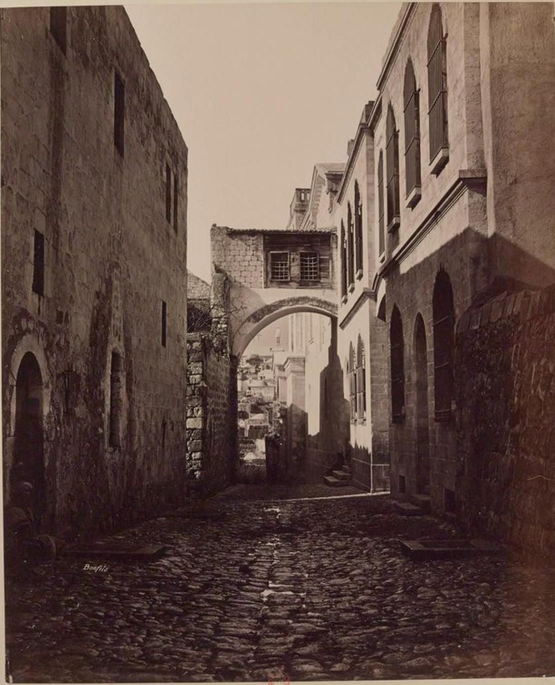 14. Иерусалим. Арка Ecce Homo