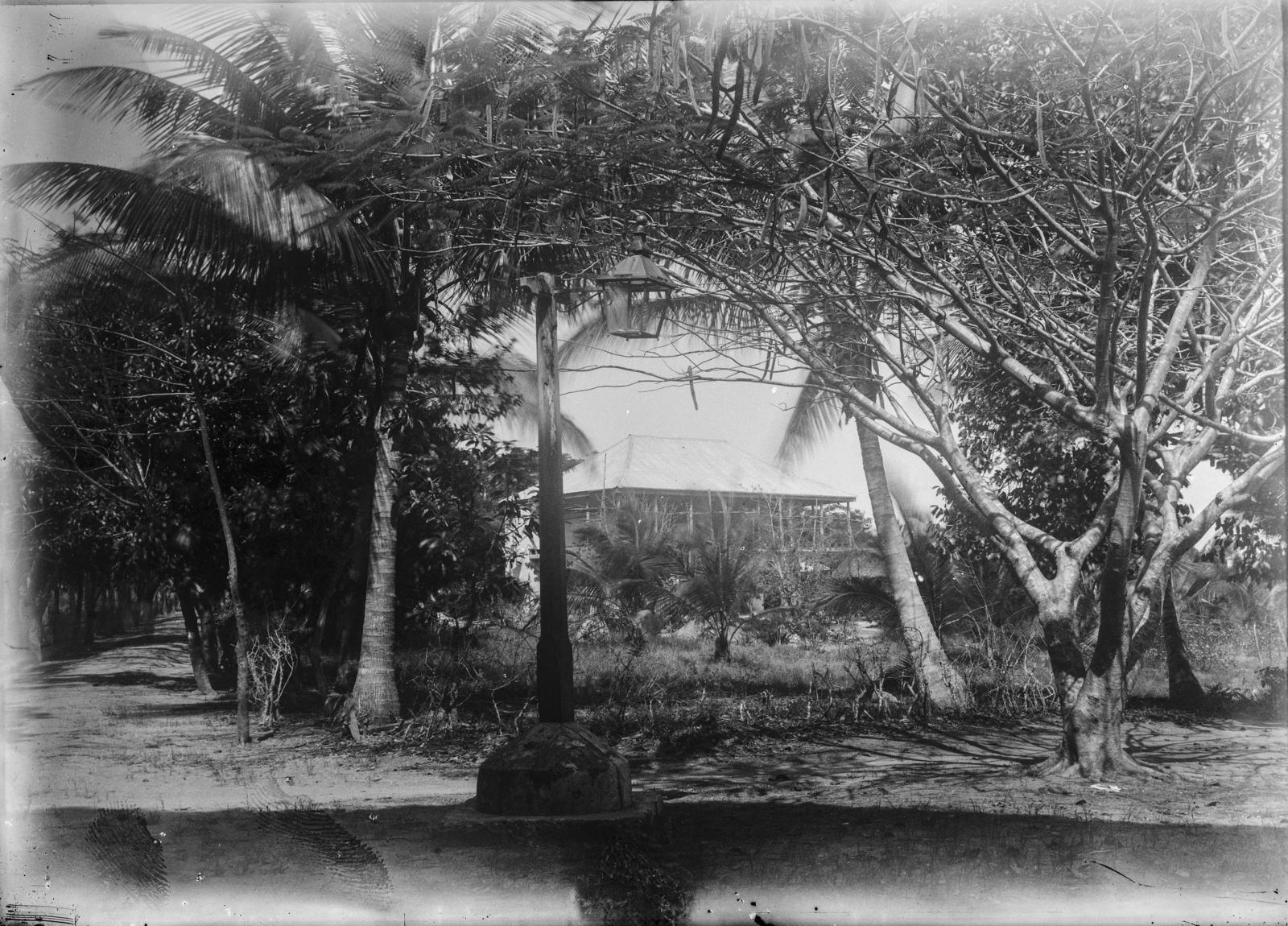 387. Дом в деревне Фреретаун
