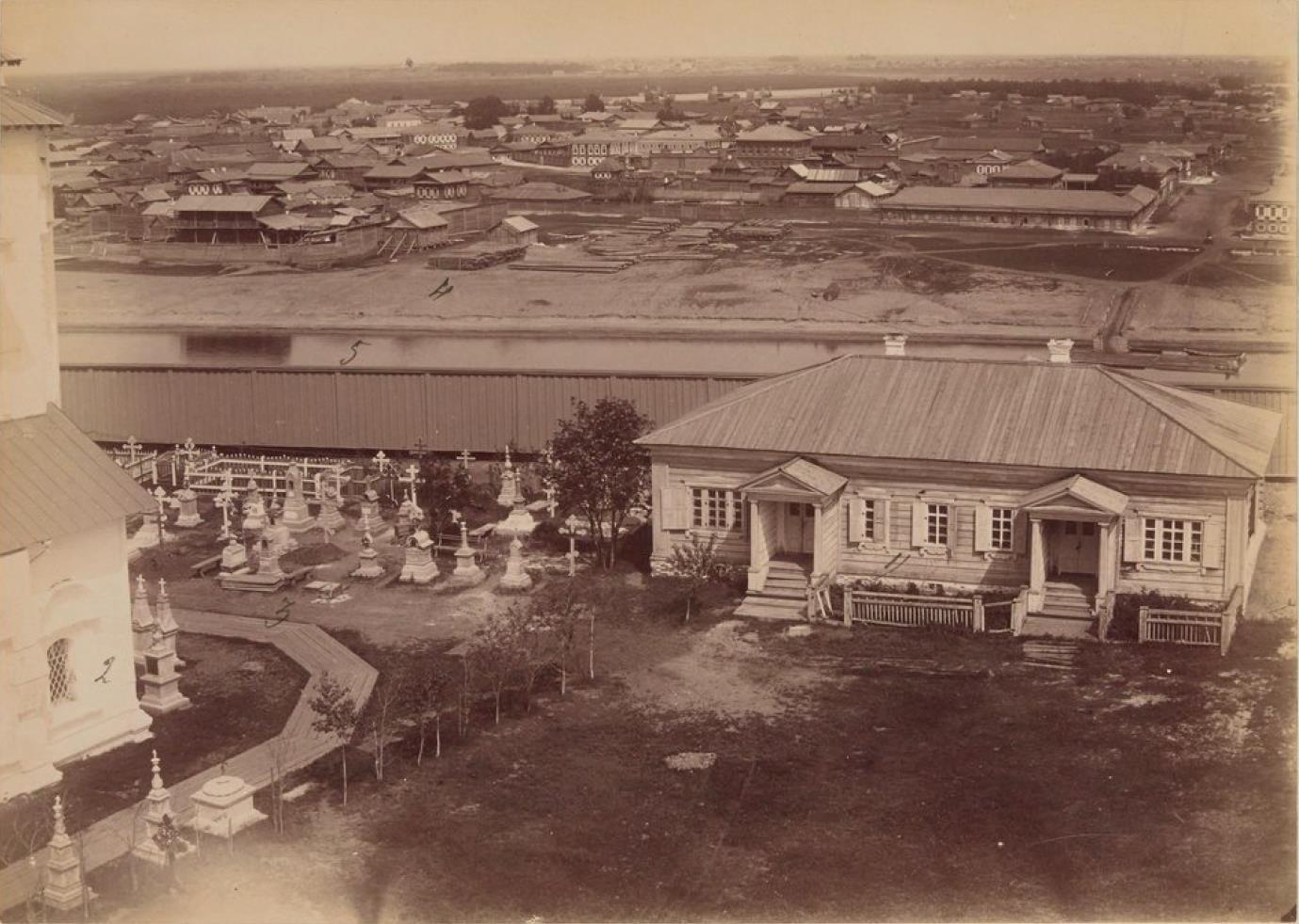 Тюменский монастырь