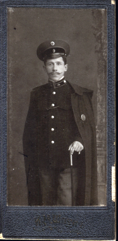 Сазонов Кондратий Кузьмич (24 года) 1915