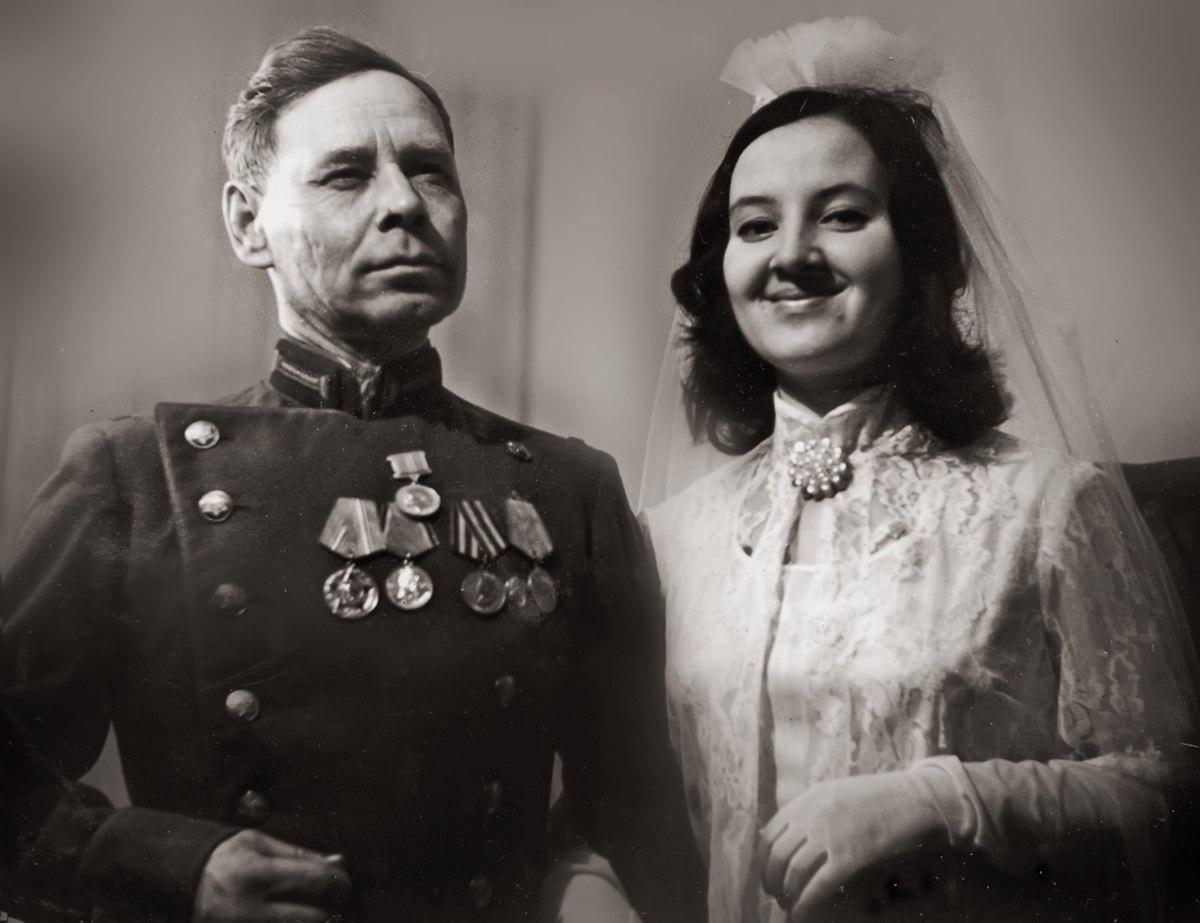1973. Отец с дочкой