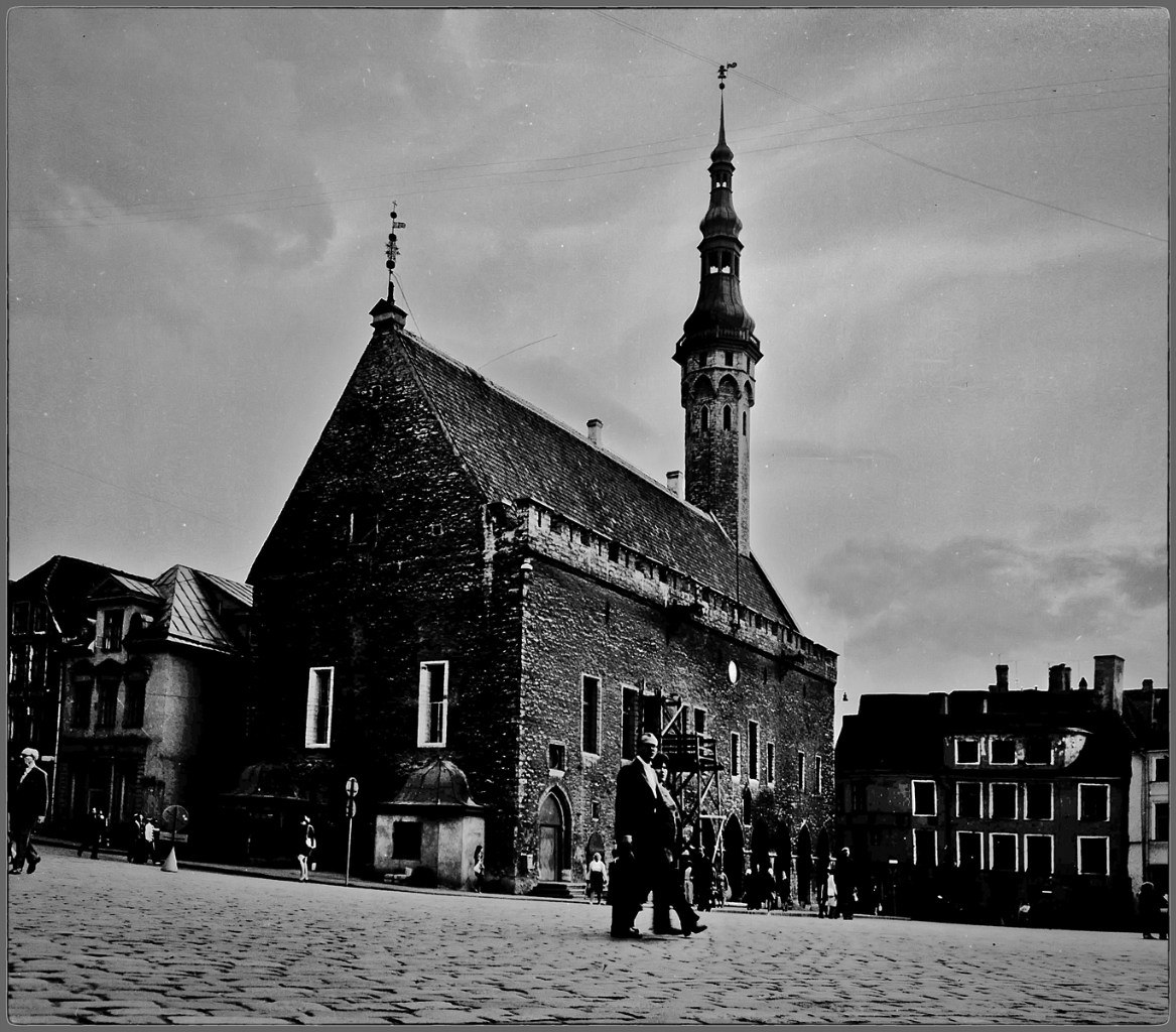 1974. Таллин