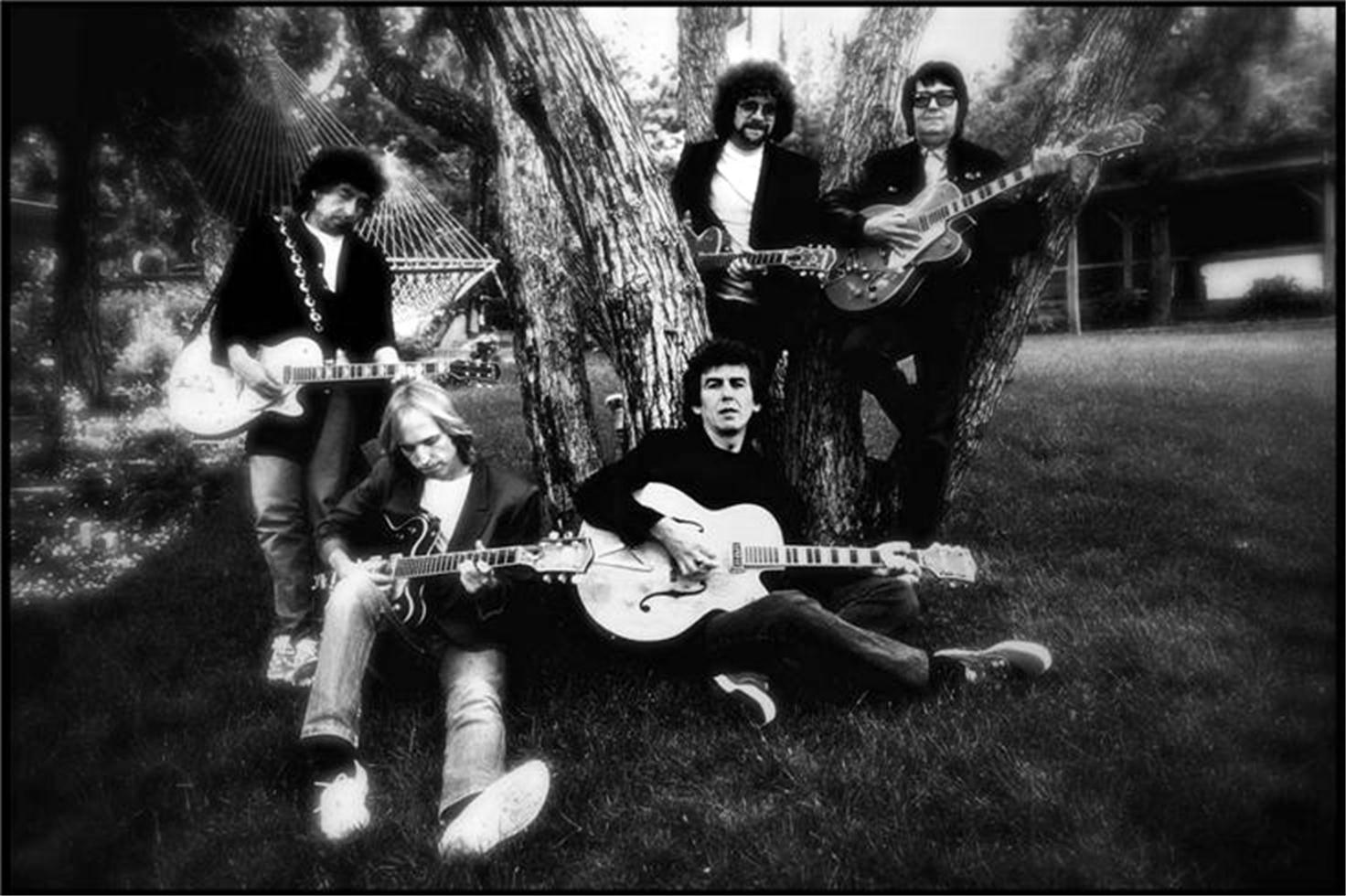 1988. «Traveling Wilburys»
