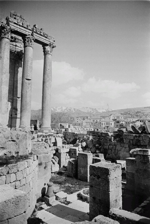 Храмовый комплекс. Храм Вакха