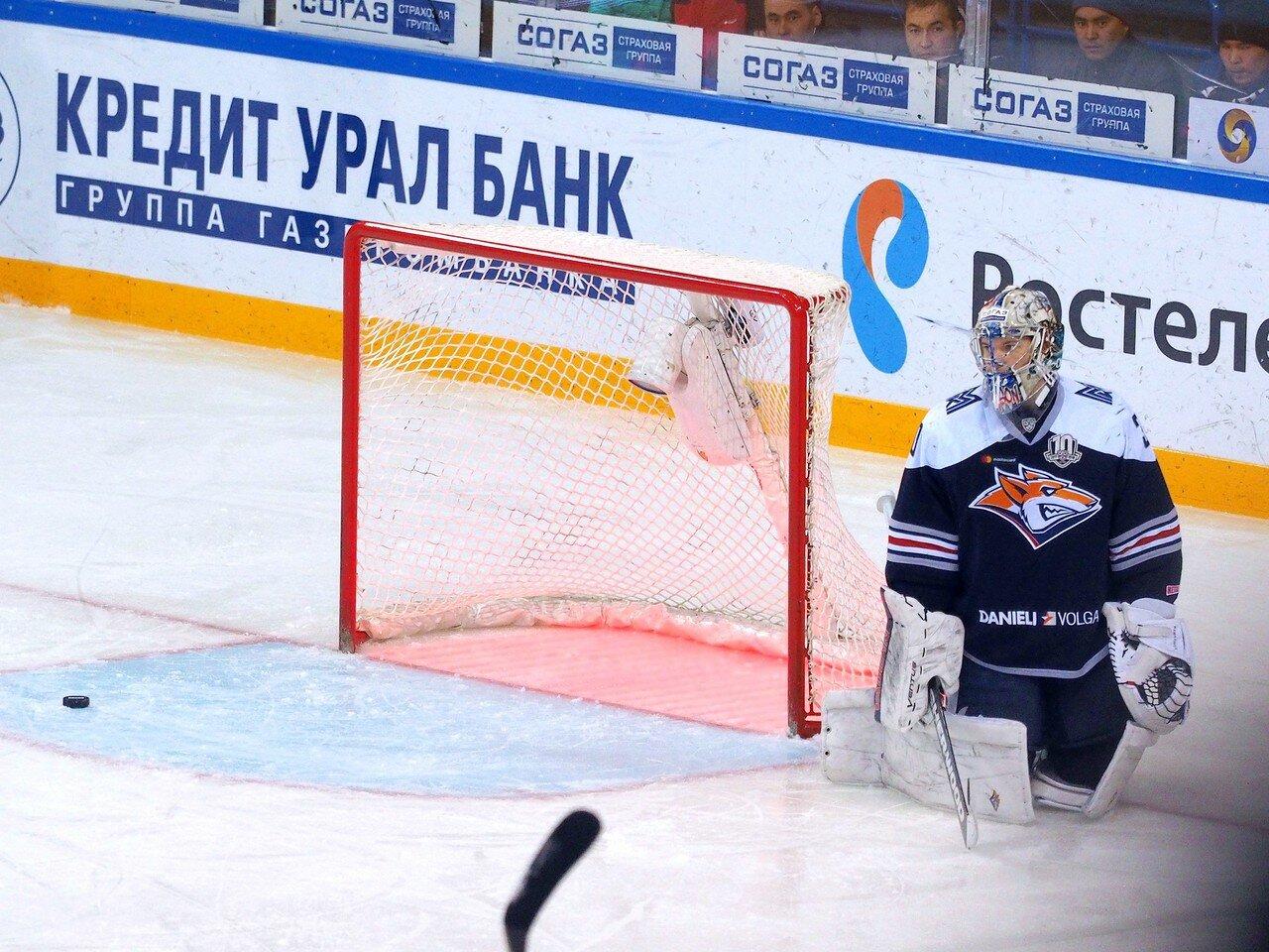 169 Металлург - ЦСКА 18.10.2017